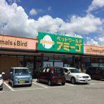 犬のレーキングができるペットワールドアミーゴ加古川店