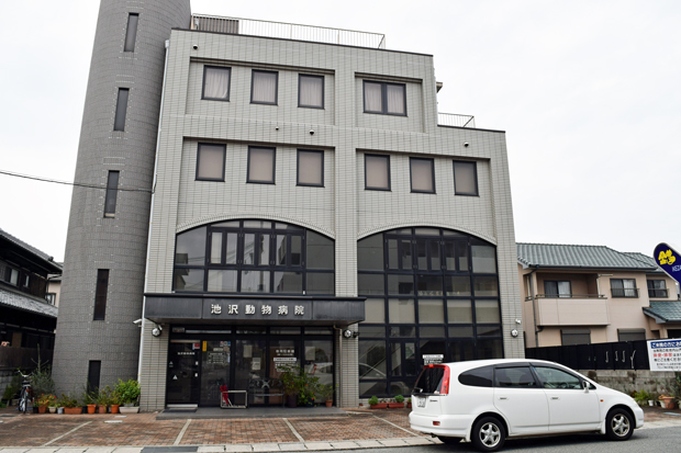 加古川市 池沢動物病院 口コミ 評判