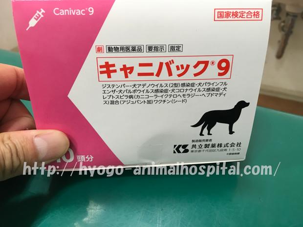 犬 混合ワクチン 何種